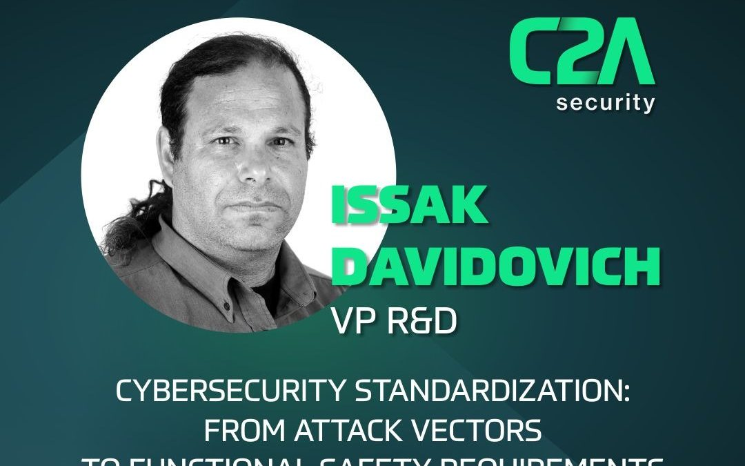Cybersecurity Standardisation: From Attack Vectors to Functional Safety Requirements