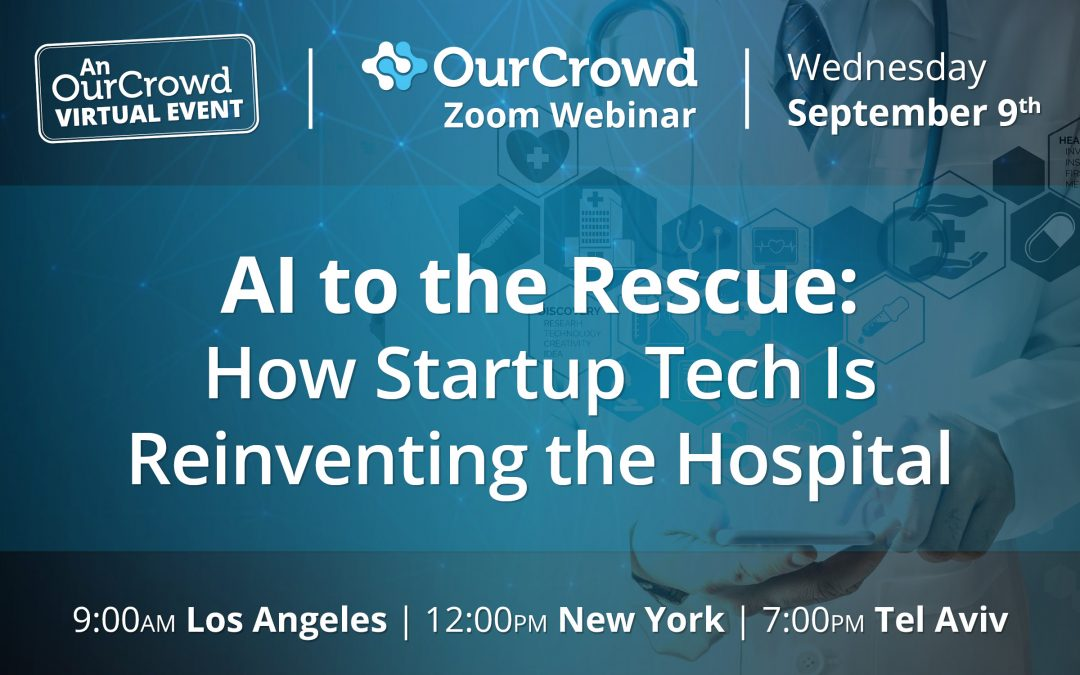 AI to the Rescue: How Artificial Intelligence Is Reinventing the Hospital