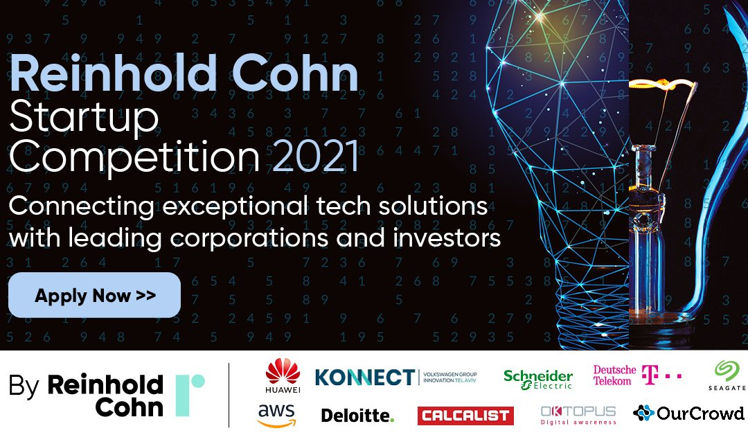 Reinhold CohnStartup Competition